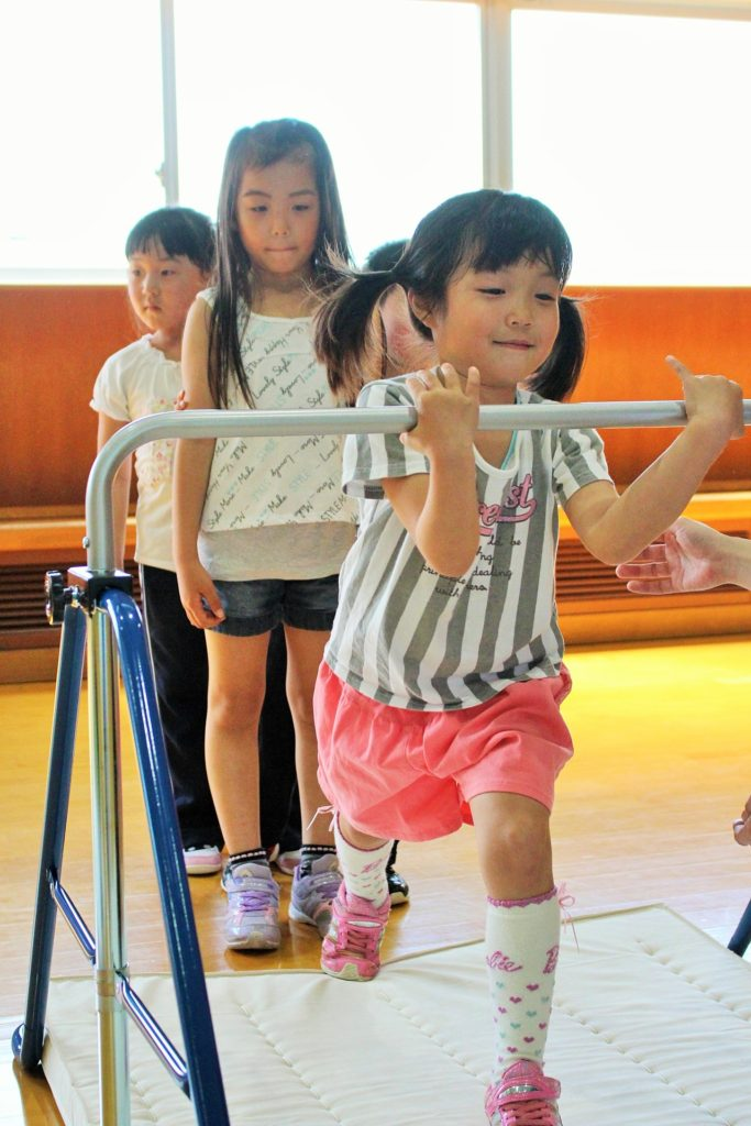 古平町スポーツ教室 体験会開催
