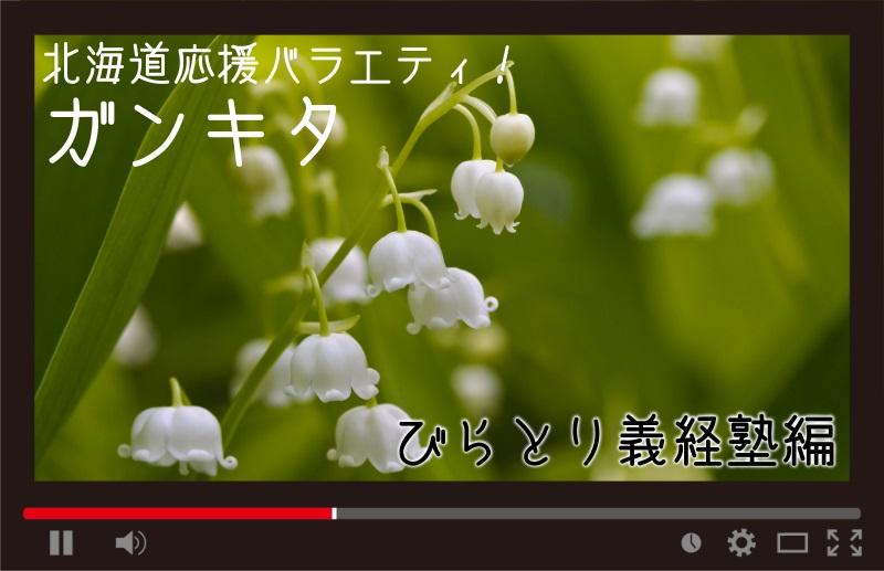 ガンキタ びらとり義経塾 第21回