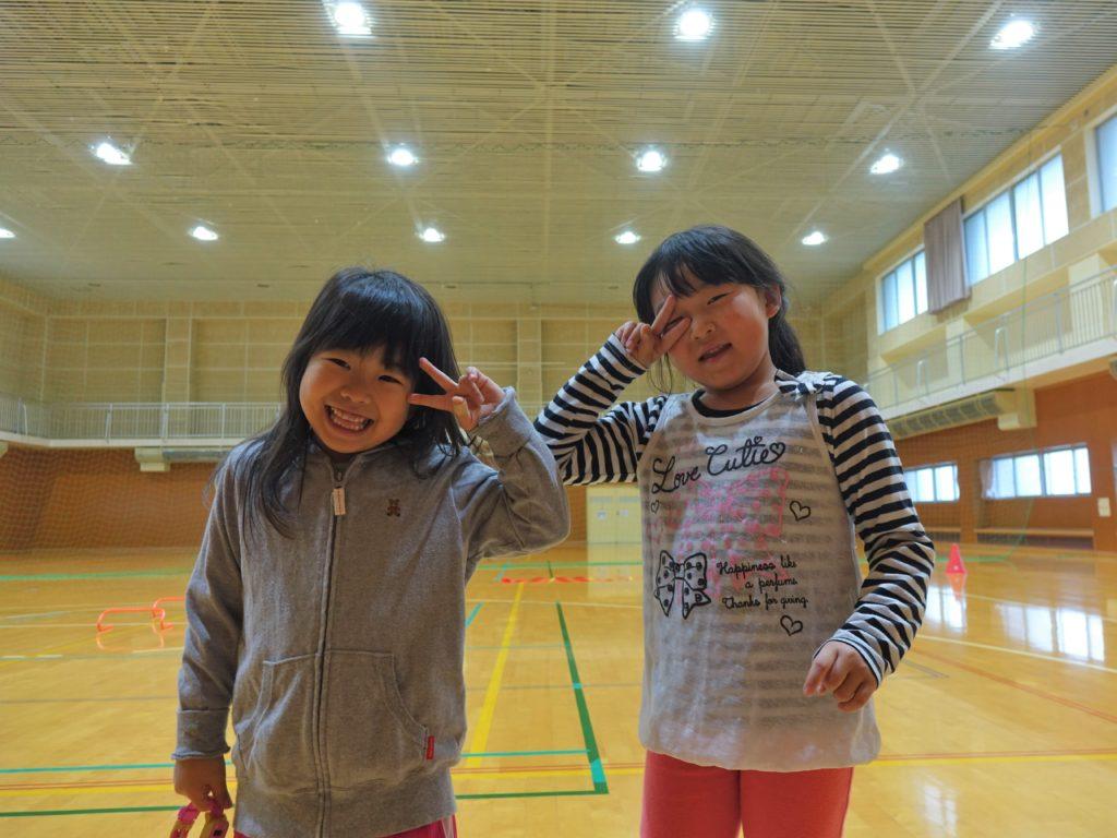 古平町スポーツ教室 H30年度も実施中