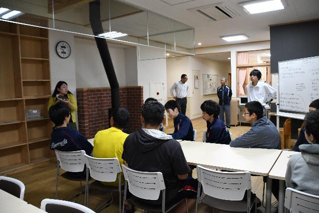 くずまき山村留学生寄宿舎ハウスマスターを募集します!